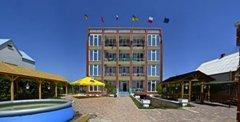 """Азовское море отель """"Тихая гавань"""" фото"""