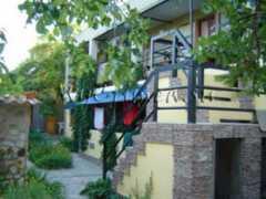 Гостевой дом Мыс Зюк фото