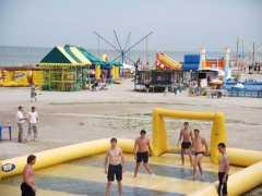 Сдается квартира для отдыхающих на берегу Азовского моря  фото